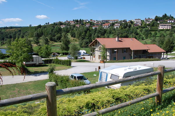 Camping Municipal de Saint Genest Malifaux